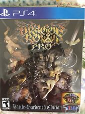 Dragon's Crown Pro: Battle-Hardened Edition (Sony PlayStation 4, 2018), No Cards