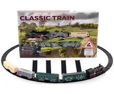 Eisenbahn Set Classic inkl. 4 Waggons  und Schienen Set! Neu & Ovp!!