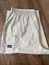 Cherokee Style 4200 Kakw Color Khaki Scrub Pants Large
