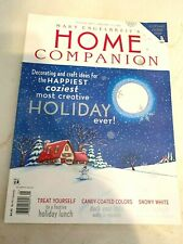Mary Engelbreit's Home Companion December January 2002 Excellent Condition