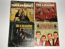 The 4 Seasons Gold Vault of Hits, 2nd Vault of Golden Hits, Born to Wander Vinyl