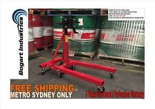 Engine Stand Cradle Folding Workshop 2000LBS / 905KG, Quality Construction v8 *2