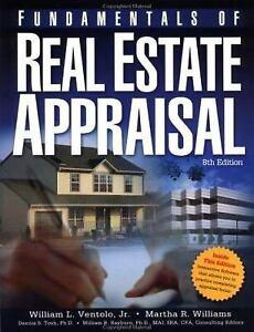 Fundamentals of Real Estate Appraisal Paperback William L., Jr. V