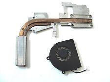 Genuine Toshiba Satellite CPU Copper Heatsink w/ Fan AT0H70050C0 Grade A