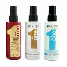 Revlon uniq one all in one hair treatment 3 x 150ml - Mix Set