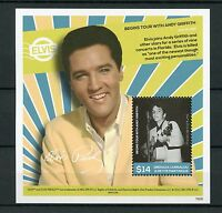 Grenadines Grenada 2016 MNH Elvis Presley Life in Stamps Andy Grifftith 1v S/S I
