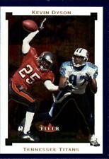 2002 Fleer Premium Football Base Singles (Pick Your Cards)