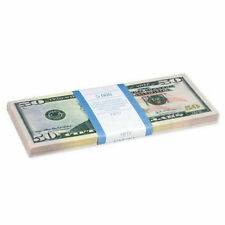 $50 DOLLARS SOUVENIR BILLS 1 pack for Prank, Games, Movie-Full Print, Looks Real