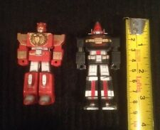Megazords from the power rangers universe!!  LOT of 2!!