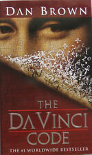 Dan Brown - The Da Vinci Code - English book - libro in Inglese
