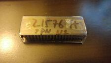 Sega NAOMI BIOS and PIC combo. 1 BIOS (NAOMI 1 or 2) and 0 key (Netboot or CF)