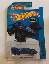 2013 Hot Wheels HW City Batman Live! Batmobile #62/250