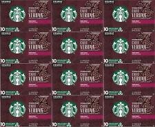 Starbucks Caffe Verona Dark Roast K-Cup Coffee (120 COUNT) Best Before May 2020