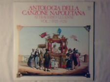 LP Antologia della canzone napoletana attraverso gli anni vol 7 (1925 - 1928) lp
