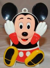 New listing Mickey Mouse Peek A Boo Musical Illco Toy The Walt Disney Co Rock A Baby
