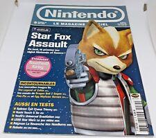 Nintendo Le Magazine Officiel GameCube DS GameBoy Advance - N°34 StarFox Assault