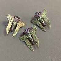 Lot 3 Pcs M3-A Intercept Star Wars X-Wing Miniatures Starfighter Galactic figure