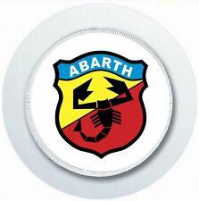 ABARTH SCORPION 500 CAR TAX DISC HOLDER REUSABLE PARKING PERMIT HOLDER
