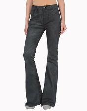 $325 Authentic Rare EMPORIO ARMANI Women's Bootleg Jeans Denim Pants Trousers