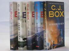 Joe Pickett Series #6-10: Books by C.J. Box (Mass Market Paperback)