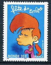 STAMP / TIMBRE FRANCE N° 3753 ** BANDE DESSINEE TITEUF