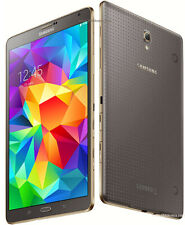 Samsung Galaxy Tab S - 16GB Wi-Fi + 4G LTE UNLOCKED...
