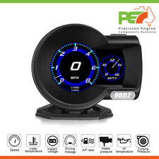 New F8 LCD Screen Head Up Display OBD2 Compatible For BMW X6 Z3 Z4