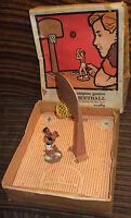 OLD ELDON CHAMPION VINTAGE 3D BASKETBALL GAME 1960'S 1970'S CHILDREN'S SPORT TOY