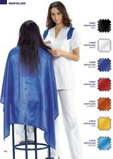 mantellina clienti parrucchiera parrucchiere BLU CINA + altri colori mantelline