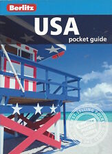 Berlitz USA Pocket Guide *FREE SHIPPING - IN STOCK - NEW*