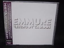 EMMURE Look At Yourself JAPAN CD Victory SharpTone This City Is Burning Metalcor