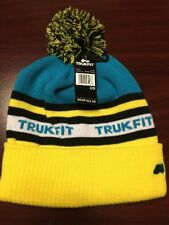 Classic Beanie Vibrant Yellow By TRUKFIT, One Size