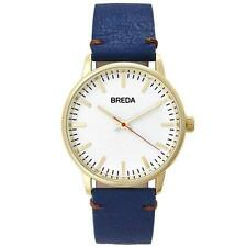 Breda Blue Quartz Unisex Analog Watch 1697D