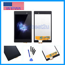 For Asus Google Nexus 7 2nd Gen LCD Display Touch Digitizer Assembly Replacement