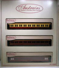 Austrains HO Pullman Coach Set 7204-35