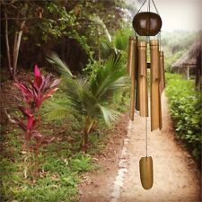Woodstock Chimes - Whole Coconut Bamboo Chime Lg -  C200