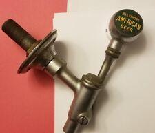 Beer Tap Handle Baltimore American Beer Knob Baltimore American Beer Tap Handle