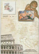 Télécarte editions CEF N°46 avec encart ROMA