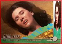 STAR TREK TOS - Card #096 - METAMORPHOSIS - JUST ANOTHER LIFE FORM - Skybox 1998