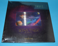 These Are the Voyages 1966-1996 Star Trek 3 Dimensional Album Hardcover SEALED