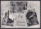 BARI ALTAMURA 09 SALUTI da... VEDUTINE Cartolina viaggiata 1956