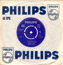 RONNIE CARROLL Say Wonderful Things Vinyl 7 Inch Philips 326574 BF 1963 EX
