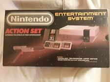 ORIGINAL NES NINTENDO ENTERTAINMENT SYSTEM ACTION SET CIB TESTED
