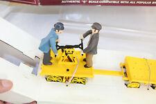 G-Gauge - Bachmann - Handcar and Trailer