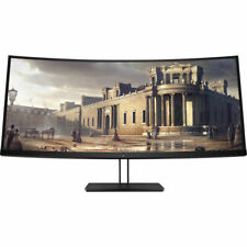 """HP Z38c 37.5"""" WLED Curved Display LCD Monitor Business Grade 3840x1600 5ms"""