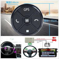 Multifunction Wireless Car Truck Wheel Control Navigation DVD Key Remote Button