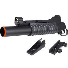Airsoft Grenade Launcher 40mm M203 Under Barrel MGL M-203 METAL Long BIM-203 RIS
