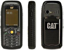 Caterpillar CAT b25 Dual SIM Cellulare Outdoor ip67-NERO/GRIGIO OVP + NUOVO!
