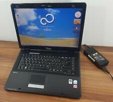 Fujitsu Amilo Pi 2540 Notebook USB DVD-RW ATi Radeon HD 2400 160GB 3GB 2x1,6GHz