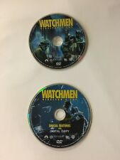 Watchmen (DVD, 2009, 2-Disc Set, Directors Cut)